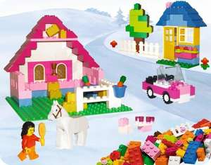 LEGO Creator 5560 Large Pink Brick Box £13.33 @ Amazon