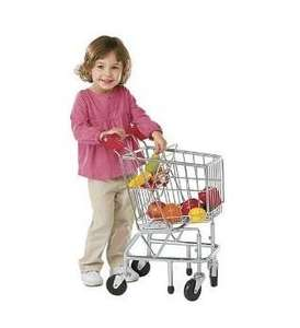 Melissa & Doug Shopping Trolley £33.74 delivered with code @ Kerrison Toys