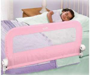 Summer Infant Fold Down Single Bed Rail (Pink) £13.33 @ Amazon