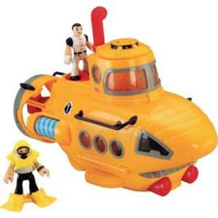 Fisher-Price Imaginext Submarine £12.49 @ Argos