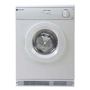 Asda direct white knight 6kg tumble dryer £129.00 + £8.95 delivery