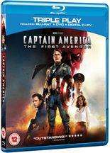 Captain America - The First Avenger blu ray (preowned) only £2.99 @ blockbuster marketplace