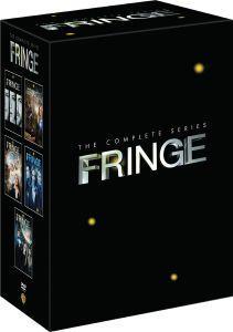 Fringe - The Complete Series DVD £29.99 @ Zavvi