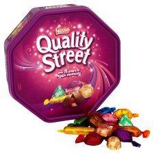Quality street 820g 3.99 @ Aldi