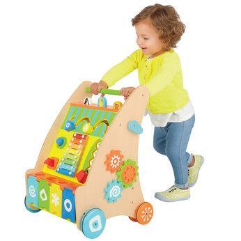 ** Wooden Activity Walker now £19.99 @ Babies R Us **