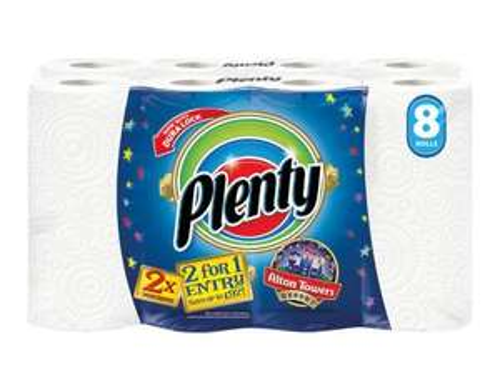 Plenty Kitchen Roll (8 pack) - £3.99 @ Lidl
