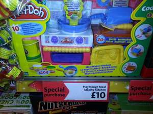 Play Doh - Meal Makin' Kitchen £10 @ Morrisons