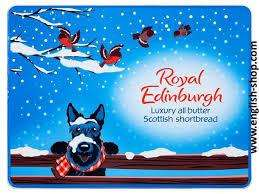 Burtons Royal Edinburgh shortbread 500g Tin £2.99 instore @ Homebargains