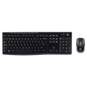 Logitech MK270 Wireless Keyboard and Mouse @ Aria - £19.20 delivered
