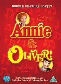 Annie / Oliver! (Special Edition) DVD £3.00 @ Sainsburys Entertainment.