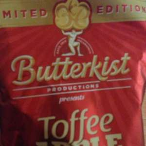 Butterkist toffee apple popcorn £0.20 @ Asda