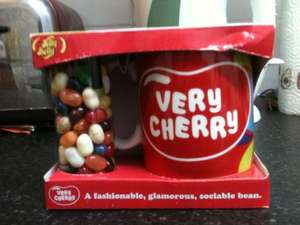 Jelly Belly mug with Jelly Beans gift set in various colours £2.25 @ Tesco instore