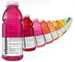 Glaceau Vitamin Water £0.39 at home bargains