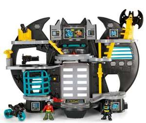 Batman New Imaginext Batcave for £20.00 @ ASDA Direct