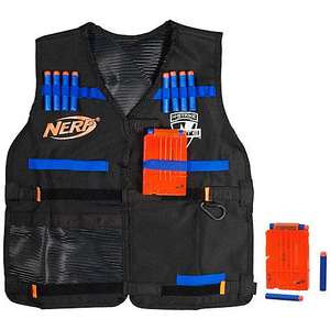 Nerf ELITE Tactical vest - £14.99@John Lewis