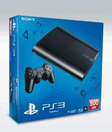 Game - 500GB PS3 + GT5, God of War + Call of Duty Ghosts Freefall edition £219.99