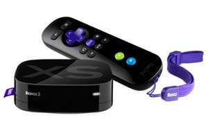 ** Roku 2 XS 1080p Streaming Media Player now £54.97 @ Currys / PC World **