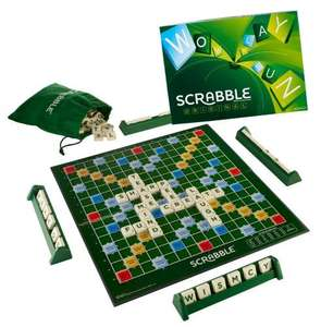 Scrabble Original (new version) Board Game £9.99 @ Amazon.