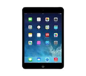 Apple iPad mini with Retina display, 16GB, Wi-Fi £319 with £30 cashback so possibly  £289 @ Currys (now in stock)