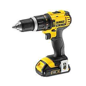 DeWalt XR DCD785C2SF-GB 18V 1.5Ah Li-Ion Cordless Combi Drill SAVE £100 - £149.99 @ Screwfix