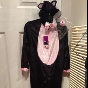 Tesco Kids Cat Dress Up Onesie, was £8 scanning at 0.04p!