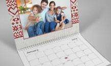 Vistaprint Photo Calendars £7.99 Multi Photo A5