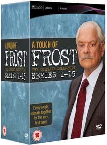 A Touch of Frost - Series 1-15 Complete Collection [DVD] £16.75 @ Amazon