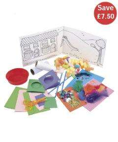 Magic Maize Starter Kit for £3.20 or Bumper Set for £6 at ELC with  free C&C at ELC or Mothercare