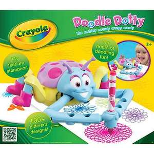 Crayola Dotty Doodle - Amazon, reduced from £16.99 to £8.67