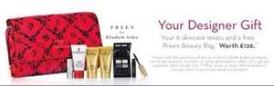 Free Elizabeth Arden Gift Set (worth £126) when purchasing 2 EA products for as little as £30 @ Debenhams