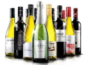 Paypal and Virgin Wines Xmas Special Offer - 12 bottles of wine for £49.99 saving £57