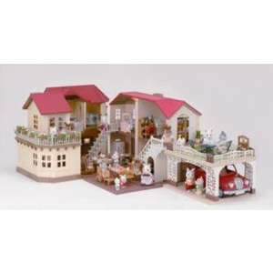 Sylvanian Families Maple Manor with Carport Playset.  £37.49 @ Argos