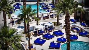 Hilton Doubletree in Las Vegas XMAS £30 ($47) per night for 2 adults
