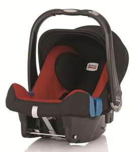 Britax Baby-Safe Plus SHR II Infant Carrier Group 0+ (Chili Pepper) £67.49 @ Amazon