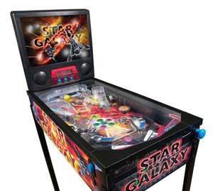 Mightymast Star Galaxy Professional Pinball Machine 3/4 size £339.99 delivered @ Amazon