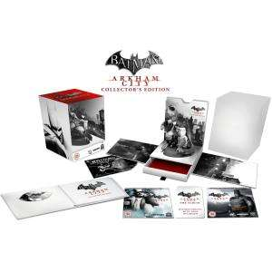 Batman: Arkham City Collector's Edition (Xbox 360) - use code HUTCOM10 - @ The Hut - £21.58