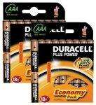 Duracell Plus Power AAA Batteries - 36pk for £9.99 /  18pk Duracell Plus Power AAA £6.49 / 16pk Duracell Plus Power AA  £4.99 @ Ebuyer