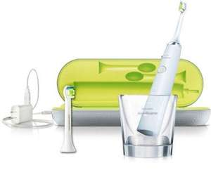Philips Sonicare HX9332/04 DiamondClean Rechargeable Toothbrush White £96.24 @ Amazon.