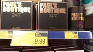 Pauls Boutique 24/7 perfume gift set £9.99 @b&m