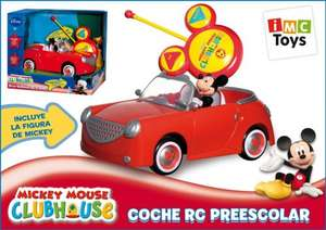 Mickey Mouse Remote Control Car £9.50 amazon spend another 50p for free delivery