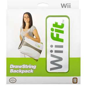 wii fit drawstring bag £1 at pound empire