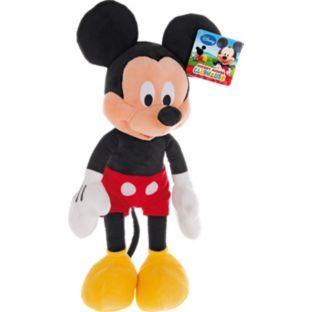 "Mickey Mouse / Minnie Mouse 24 "" Plush Was £39.99 Now £13.49 @ Argos."