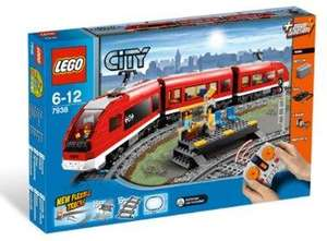 LEGO City 7938: Passenger Train Now Only £62.99 Delivered @ Amazon UK Was £102.99