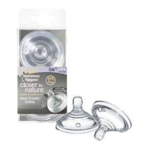 Tommee Tippee Teats 2 pack £2.99 all sizes - Morrisons