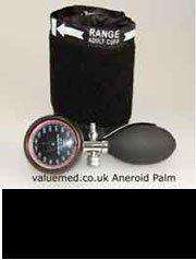 Valuemed Aneroid Palm Sphygmomanometer Clinical Sphyg Adult Cuff  £14.45 @ Amazon sold by ADTUK Ltd.