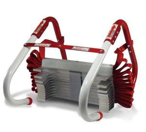 Kidde Two-Storey Escape Ladder - £31.49 @ Amazon (updated - price rise to £32.59 - expiring)