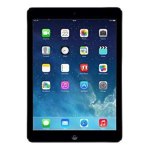 Apple iPad Air 32GB Wifi - £479 (potentially £449) with 3 Year Warranty @ John Lewis