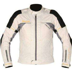 Nitro Akito Edge Evo Motorcycle Bike Textile Waterproof Jacket - 2Wheeljunkie.co.uk - £34.99