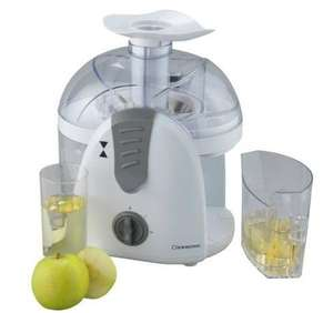 Cookworks Juicer KP400 Stainless Steel - £16.59@Argos