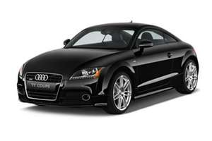 Audi TT Coupe S Line Lease Deal at £193.11 + VAT per month on a 6+23 Contract Deal